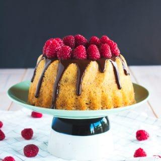Banana Chocolate Bundt Cake